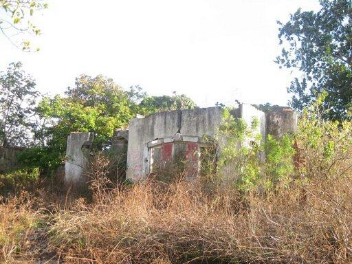 Lugar embrujado: Quinta Angélica de Nicaragua (2/6)