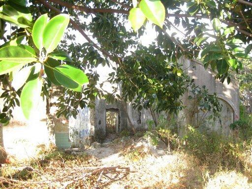 Lugar embrujado: Quinta Angélica de Nicaragua (3/6)