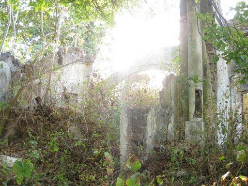 Lugar embrujado: Quinta Angélica de Nicaragua (6/6)