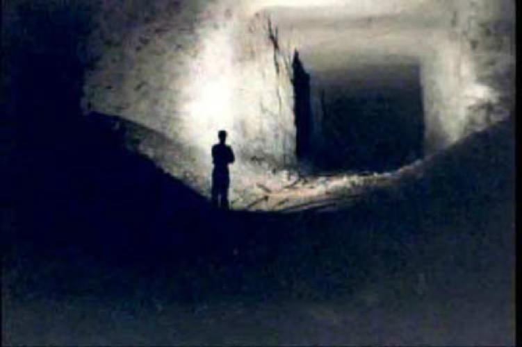 La base subterránea de Dulce, Nuevo México. (5/6)