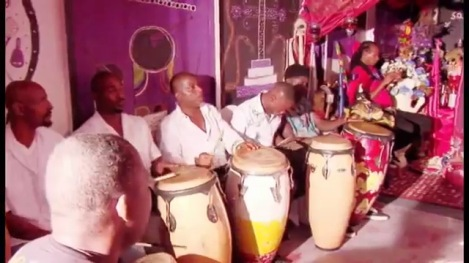 tambores vudu