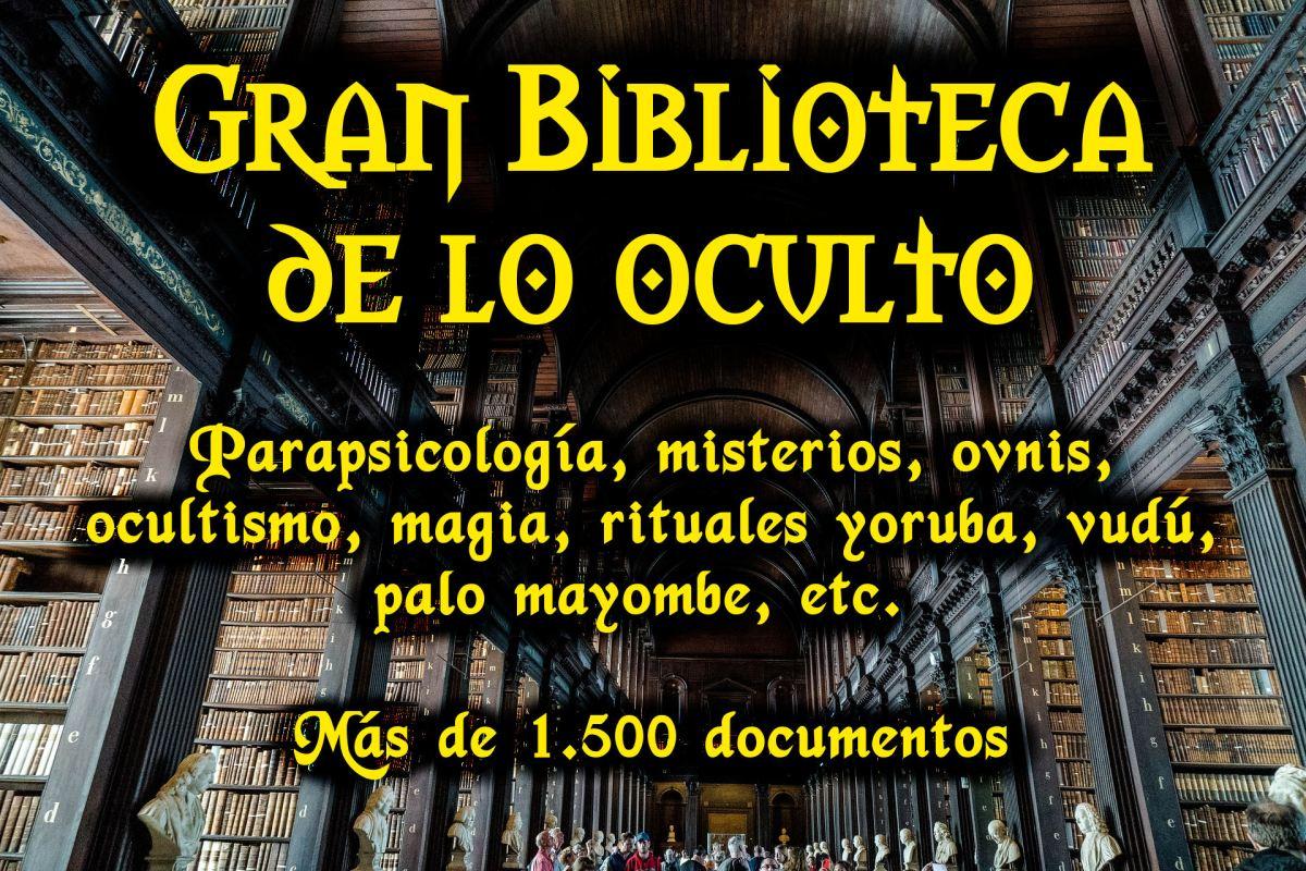 Gran Biblioteca de lo Oculto